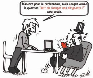 Référendum d'entreprise : attention danger !